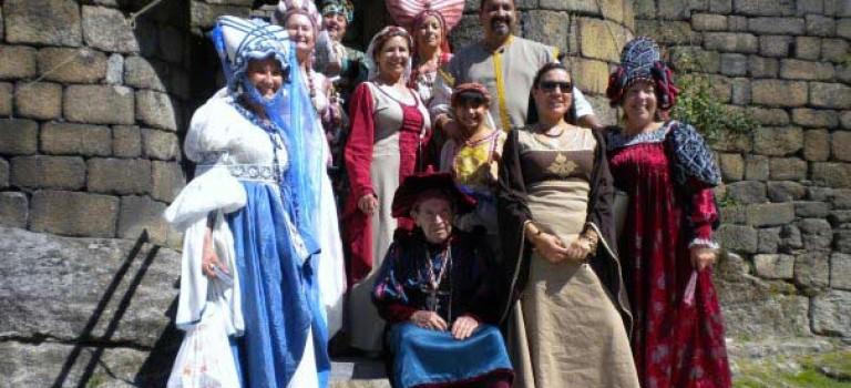 Fiesta de la historia de Ribadavia