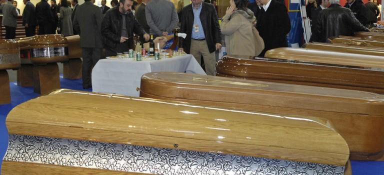 Funergal, feria internacional de productos y servicios funerarios de Ourense