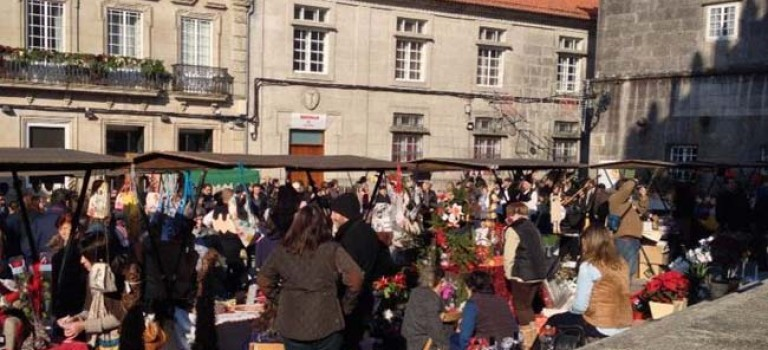 Mercado de Nadal de Tui