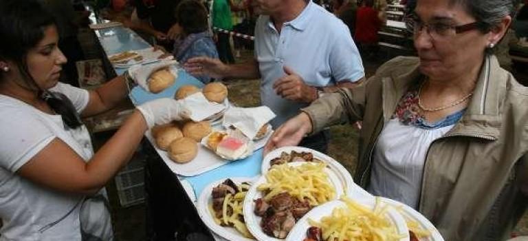 Fiesta de la Chanfaina y Carne de Suido
