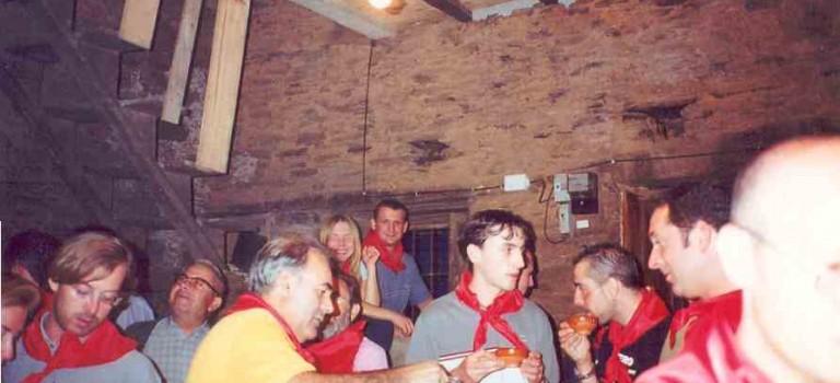 Fiesta de las Cuevas de Vilamartín de Valdeorras