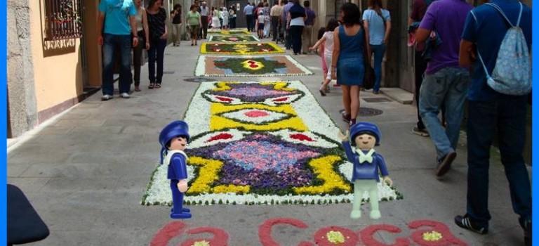 Feria Mediaval en la Fiesta de la Coca de Redondela