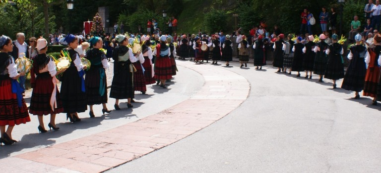 Fiesta del Molino en Cangas