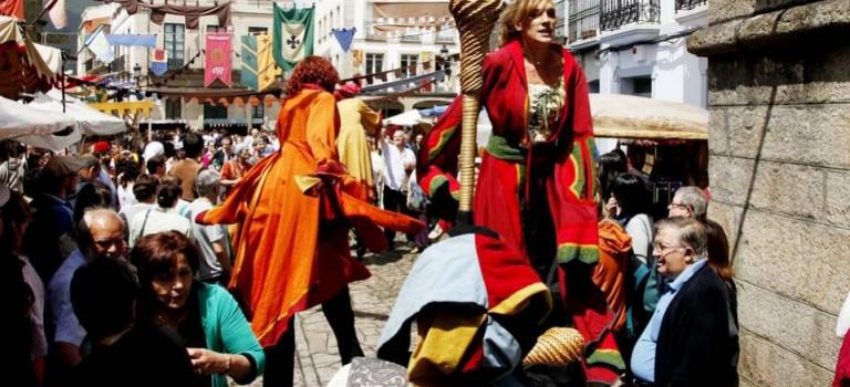 Feira Medieval en Noia