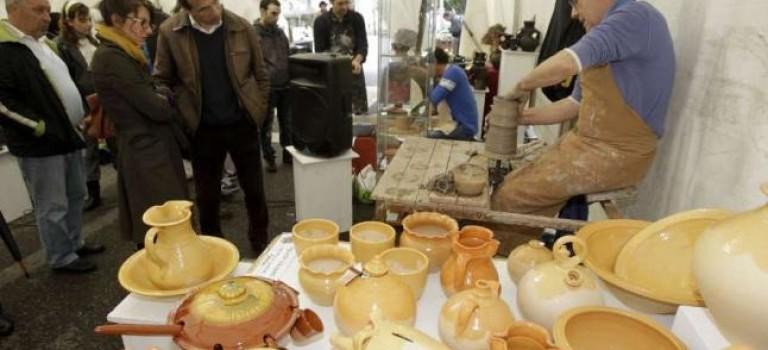 Feria de artesanía de Nadal de Redondela