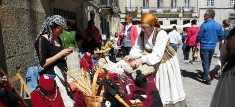 Feria de artesanía de Tui
