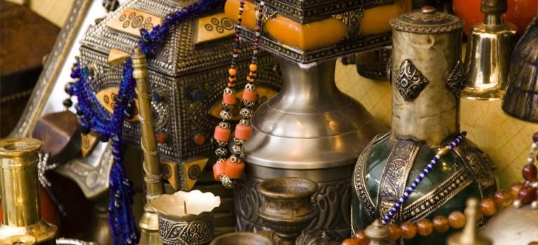 Feria de Antigüedades, Muebles y Artesanía de Melide