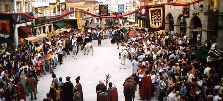 Feria Franca Medieval de Betanzos