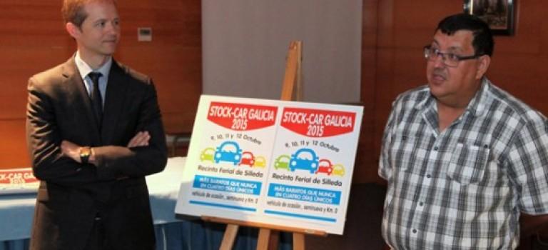 Stock-Car Galicia en Silleda