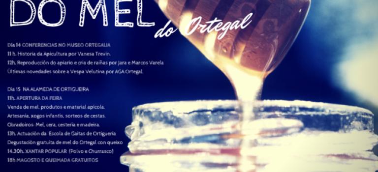 Feria de la miel de Ortegal