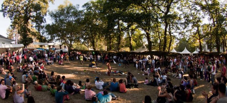 Feria y festival en Pardiñas (Guitiriz)