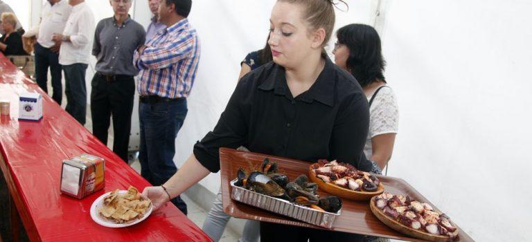 Fiesta del pulpo de Palmeira (Ribeira)