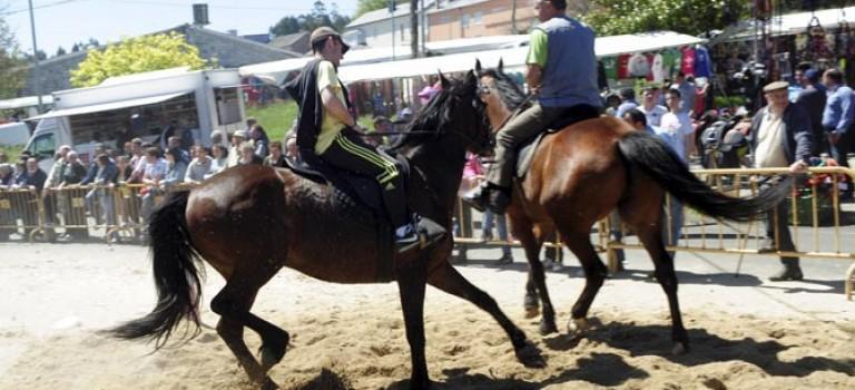 Feria del 23 de abril en Moeche