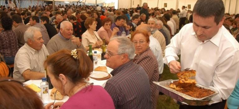 Fiesta de la empanada de Forquellas y Cachena de Entrimo
