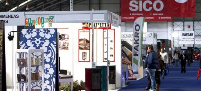 Feria de la construcción SICO de Vigo