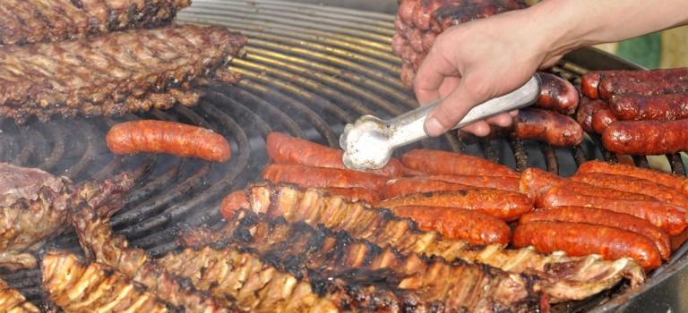 Feria del porco celta de Beariz