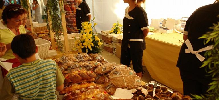 Feria del dulce de Allariz