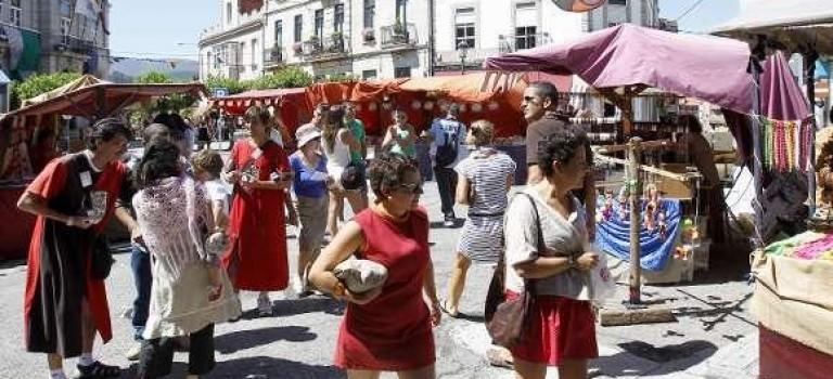 Feria medieval de Gondomar
